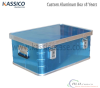 Aluminum Storage Box For Transport & Shipping