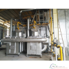 10 Metric Tonnes Aluminium Billets Melting Furnace For Casthouse