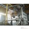 10 Metric Tonne Square Aluminum Melting Furnace For Casthouse
