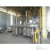 10 Metric Tonnes Aluminium Alloy Cans Melting Furnace For Casthouse