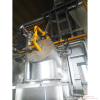 10 Metric Tonnes Aluminium Alloy Melting Furnace For Casthouse
