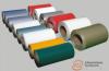 Painted aluminium coil