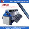 aluminium tube reducing machine 8 group 9KW