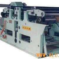 ylsf1350型铝带双轴分切机
