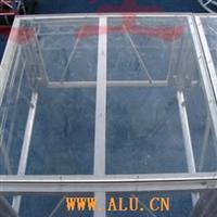 玻璃舞台,透明舞台,铝合金舞台