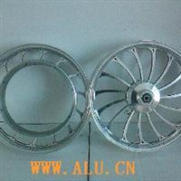 长期供应电动车铝轮
