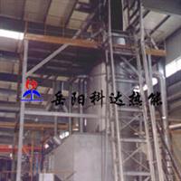 豎式熔鋁爐