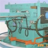 东辛机械生产长铝棒加热炉及热剪机