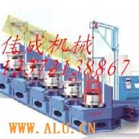 铝大拉机滑轮式连续拉丝机线材拉丝机