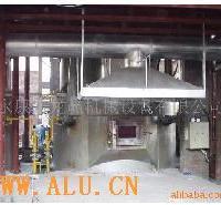 供应圆形节能熔铝炉