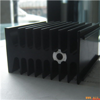 广东铝散热器外壳