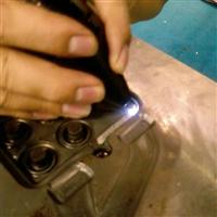 铸造缺陷修补冷焊机(铜铝钢铁)