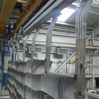 铝网片。铝棚柱阳极氧化。