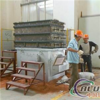 S45系列砂型低压铸造机