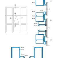 NQ112系列隐框幕墙