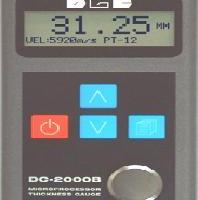 DC2000B超聲波測厚儀