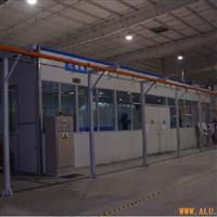 供应铝型材喷粉生产线涂装设备
