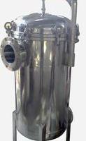 多袋式过滤器铝液专用过滤器