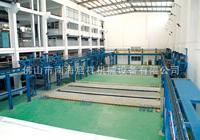 【启祥机械】氧化电泳生产线局部图