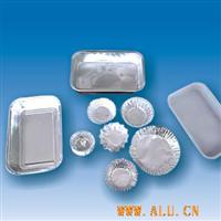 铝箔食物容器