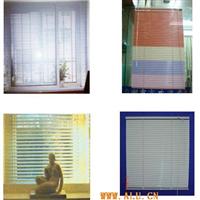 铝合金百叶窗/帘中空铝百叶窗铝百叶