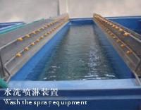 水洗喷淋装置