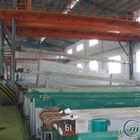 铝型材氧化着色生产线