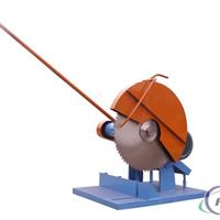 铝型材设备︱铝棒切割机︱豪展机械