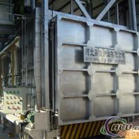 供应双头台车式天然气炉
