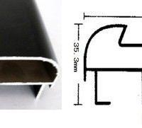 供应LED铝型材边框型材
