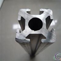 供应铝合金工业材 流水线支架型材