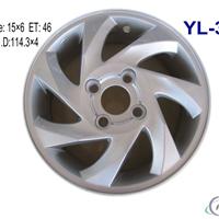 供应汽车铝合金轮毂、轮辋、车轮、钢圈