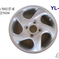 供應現代汽車鋁合金輪轂