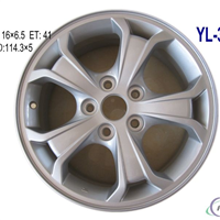 供應鋁合金車輪、輪轂、鋼圈
