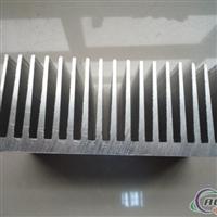 供應鋁合金擠壓型材材6063散熱器型