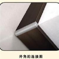 供应移门铝材、踢脚线铝材、护角线铝材