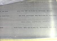 进口铝板 6061进口铝板