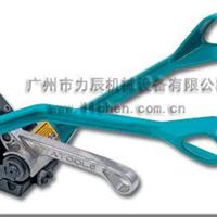铝金属ITA30免扣手动钢带打包机