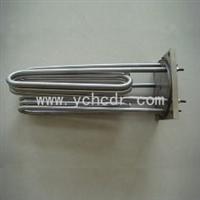 供应方型法兰电热管,压铸机加热管