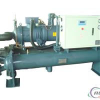 半密闭螺杆式低温冷水机组(-5度)