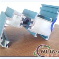 做門窗優選安徽鋁材 安鋁鋁業 WZJA注膠型材