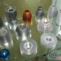 LED散热器-精胜散热铝型材