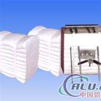 台车淬火炉用高纯型硅酸铝纤维模块毯