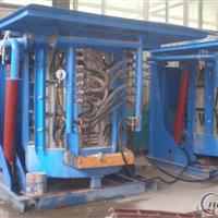 10T中频炉,钢壳炉,西安中频炉