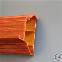 供應 木紋鋁型材