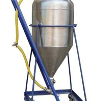 供应株洲创林公司高效喷粉精炼罐