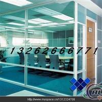 高间隔墙高隔断玻璃隔断办公隔断