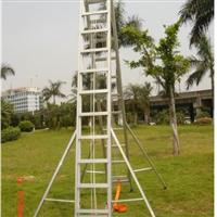 伸缩铝梯铝梯人字伸缩梯梯子