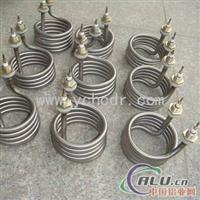 供应蒸馏水器电热管,干燥机电热管