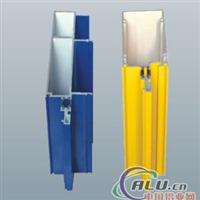 铝型材大型生产基地安徽同曦金鹏铝业